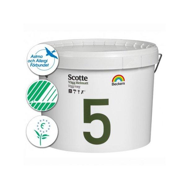Scotte 5 Væg- og loftsmaling - Helmat (5)